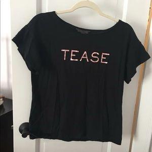 Victoria's Secret Tease Shirt